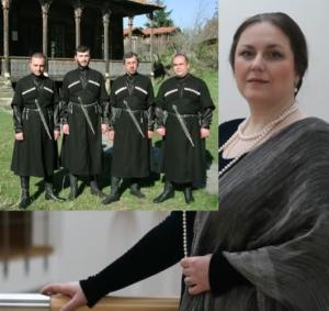 Yana Ivanilova, Chanteurs de l'Église de St Panteleimon